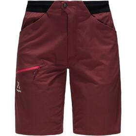 Haglöfs L.I.M Fuse Shorts Dame maroon red